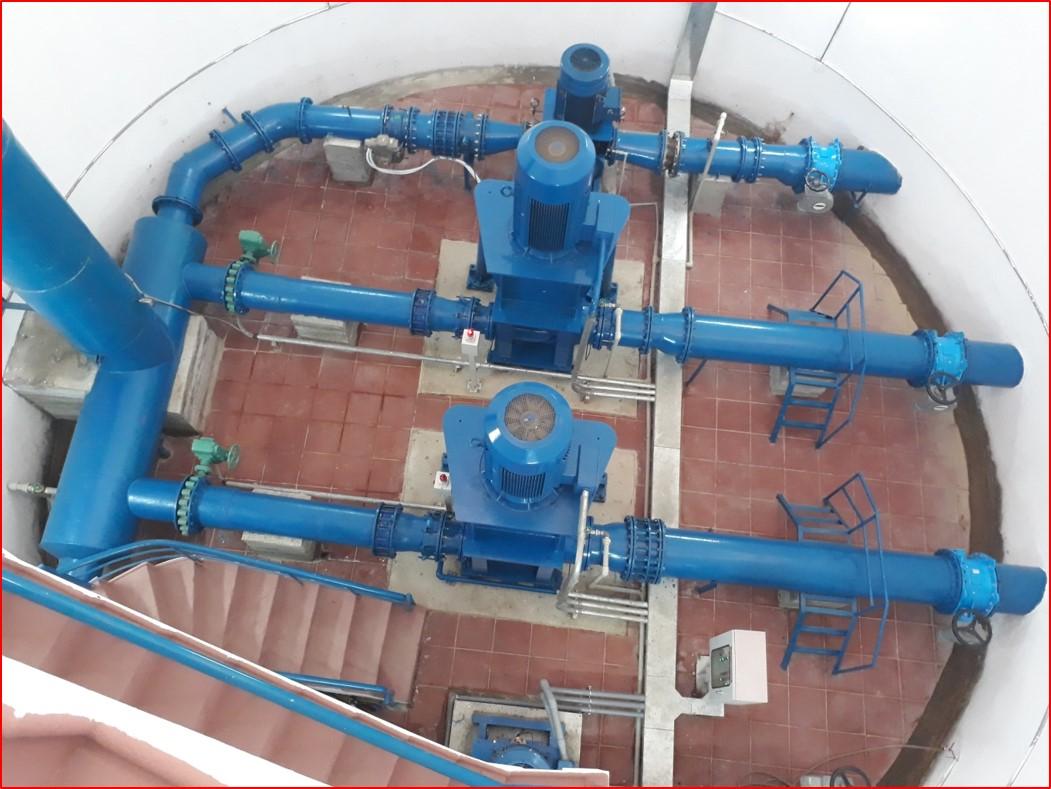 Nhà máy cấp nước TP. Việt Trì - Tỉnh Phú Thọ